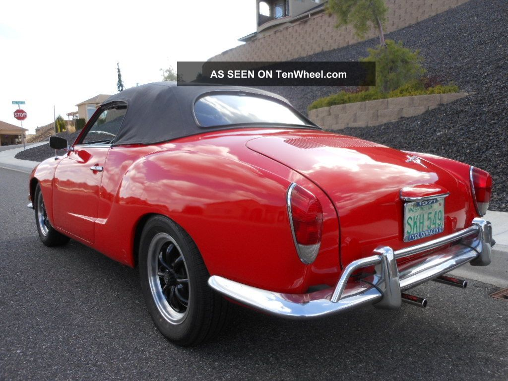 1971 karmann ghia convertible. Black Bedroom Furniture Sets. Home Design Ideas