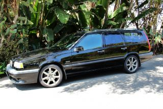1997 Volvo 850 R Wagon Last Year photo