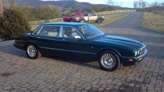 1996 Jaguar Vanden Plas Base Sedan 4 - Door 4.  0l Low Mileagewith History photo