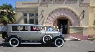 341b Fleetwood Imperial Sedan 1929 photo