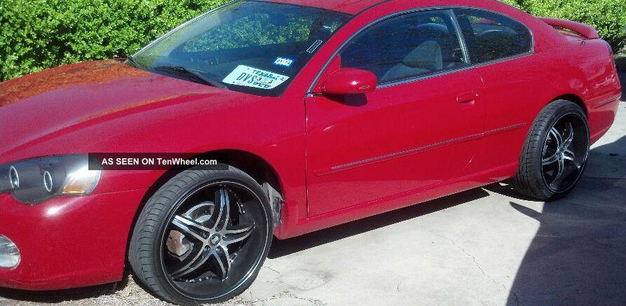 Chrysler Sebring Limted Coupe Sohc G V Lgw on 2004 Chrysler Sebring Engine Options