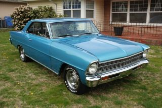 1967 Chevrolet Nova Hardtop Check It Out Great Deal photo