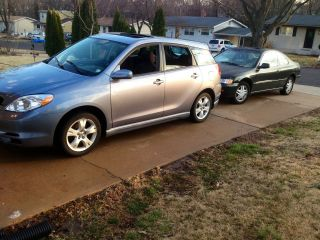 2004 Toyota Matrix Xr Wagon 4 - Door 1.  8l photo