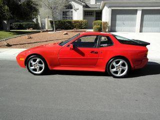 1987 944 Porsche Turbo Body Kit photo