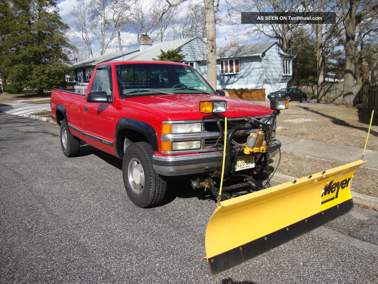 Used Pickup Truckss Used Pickup Trucks With Snow Plow For Sale