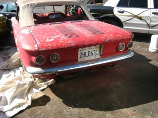 1964 Chevy.  Corvair photo