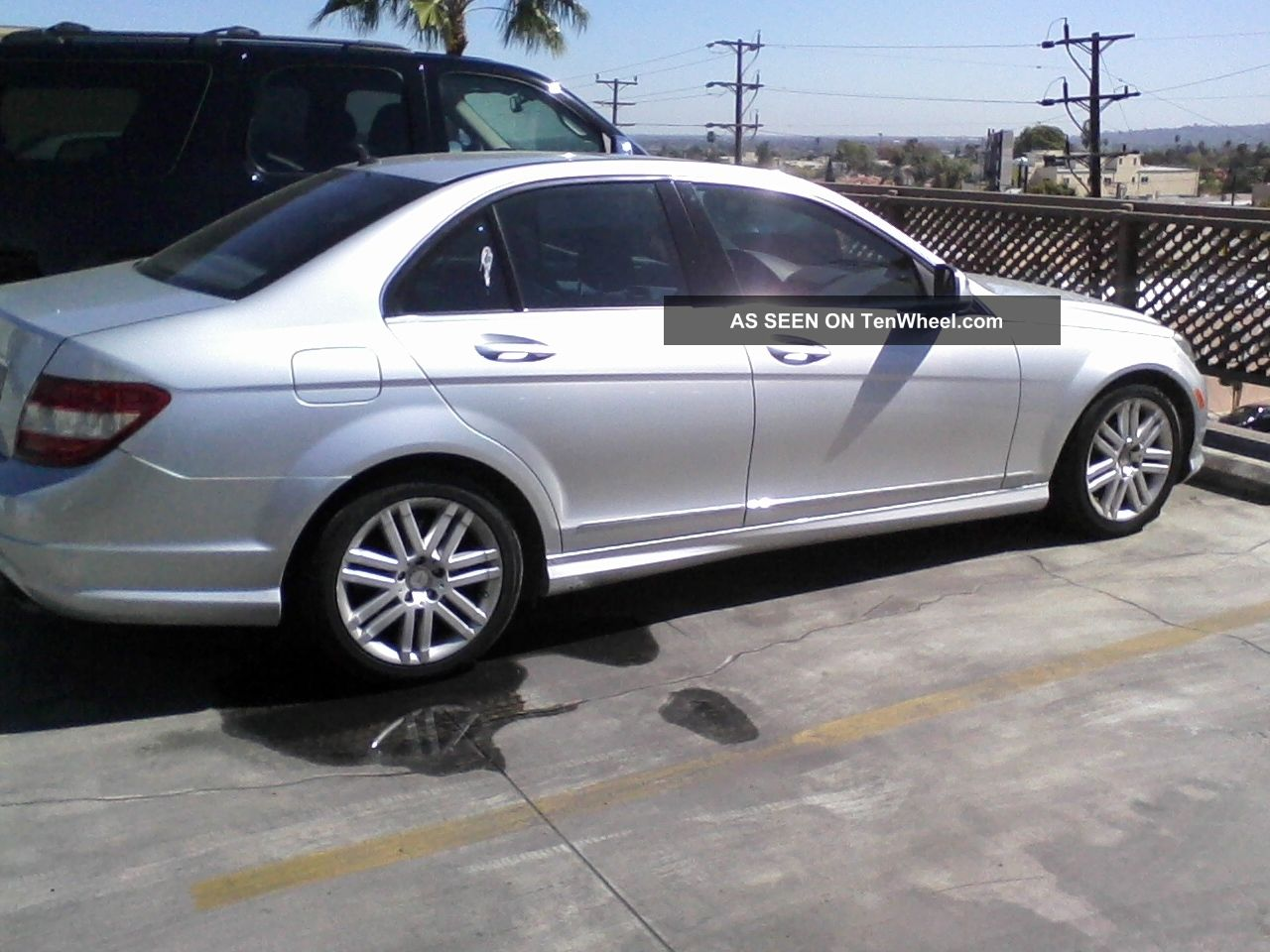 2008 mercedes benz c300 sport sedan 4 door 3 0l for 2008 mercedes benz c300