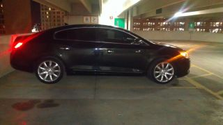 2011 Buick Lacrosse Cxs Sedan 3.  6l