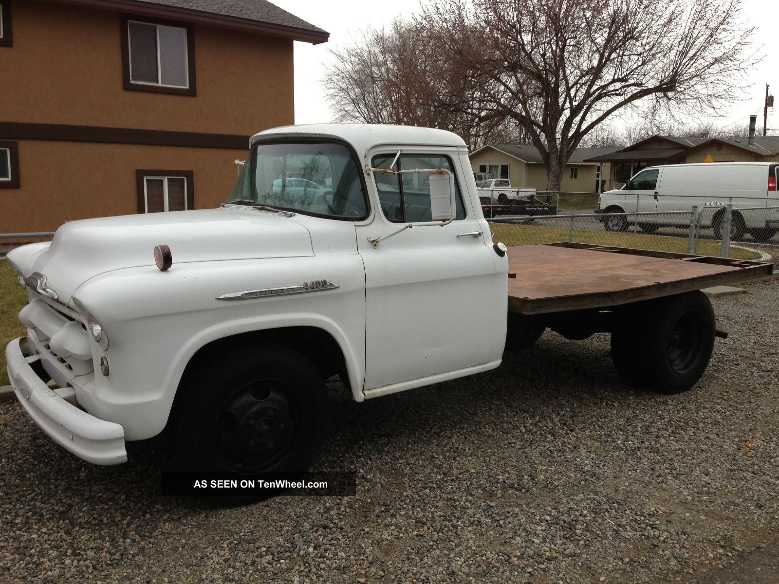 1956 Chevy Pickup Flatbed 4400 - Other Pickups photo