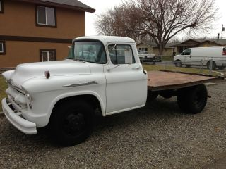 1956 Chevy Pickup Flatbed 4400 - photo