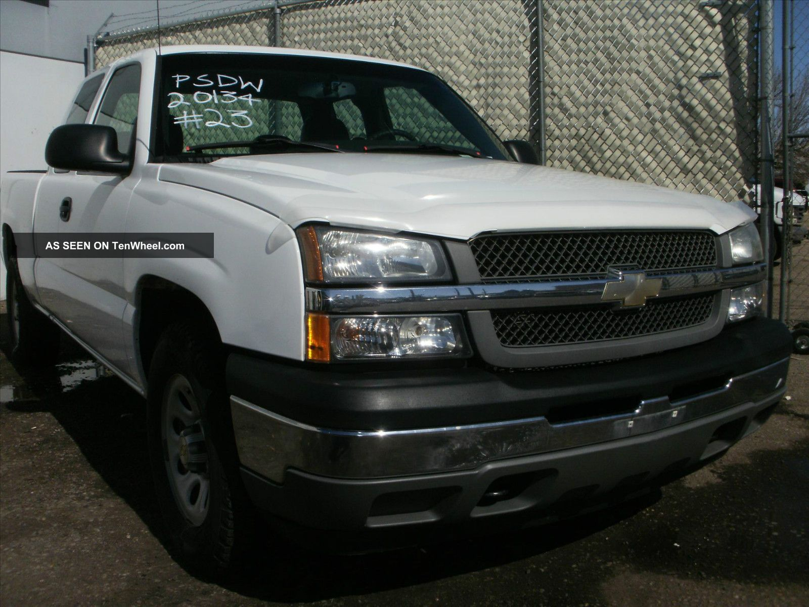 2005 chevy silverado 1500 ext cab 4x4 asset 20134. Black Bedroom Furniture Sets. Home Design Ideas