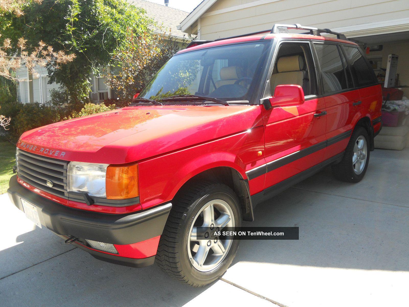 1997 Range Rover Hse 4  6
