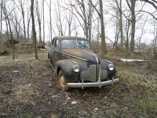 1940 Buick Special Eight.  All - Estate photo