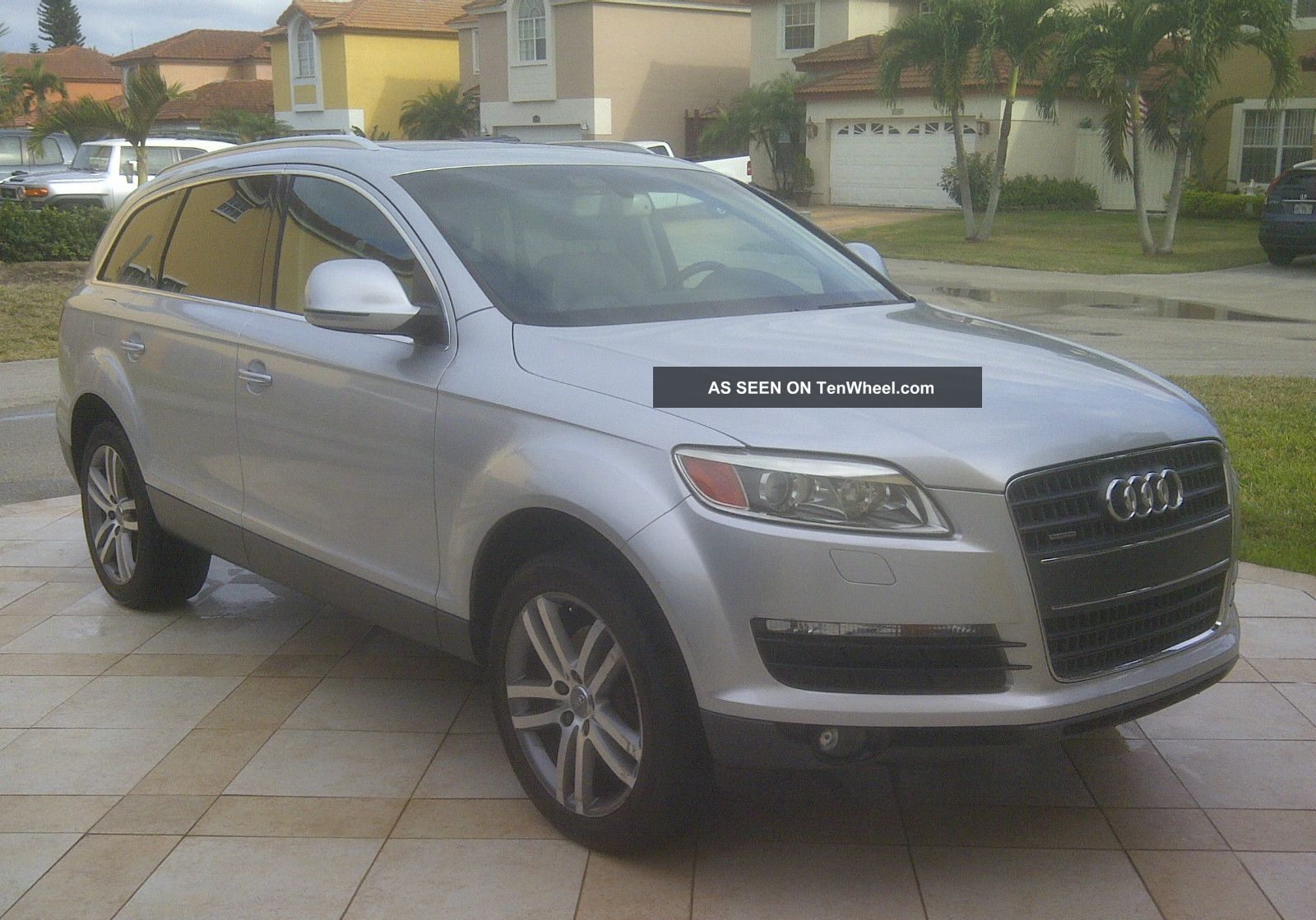 2007 audi q7 premium sport utility 4 door 3 6l. Black Bedroom Furniture Sets. Home Design Ideas
