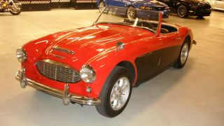 1958 Austin - Healey 100 / 6 Bn6 2 - Seat Roadster photo