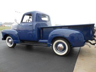 1950 Chevy Half Ton 3100 - photo