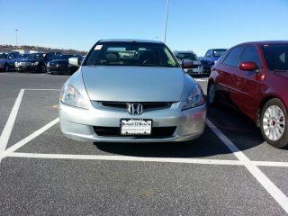 2005 Honda Accord Hybrid Sedan 4 - Door 3.  0l Seats photo