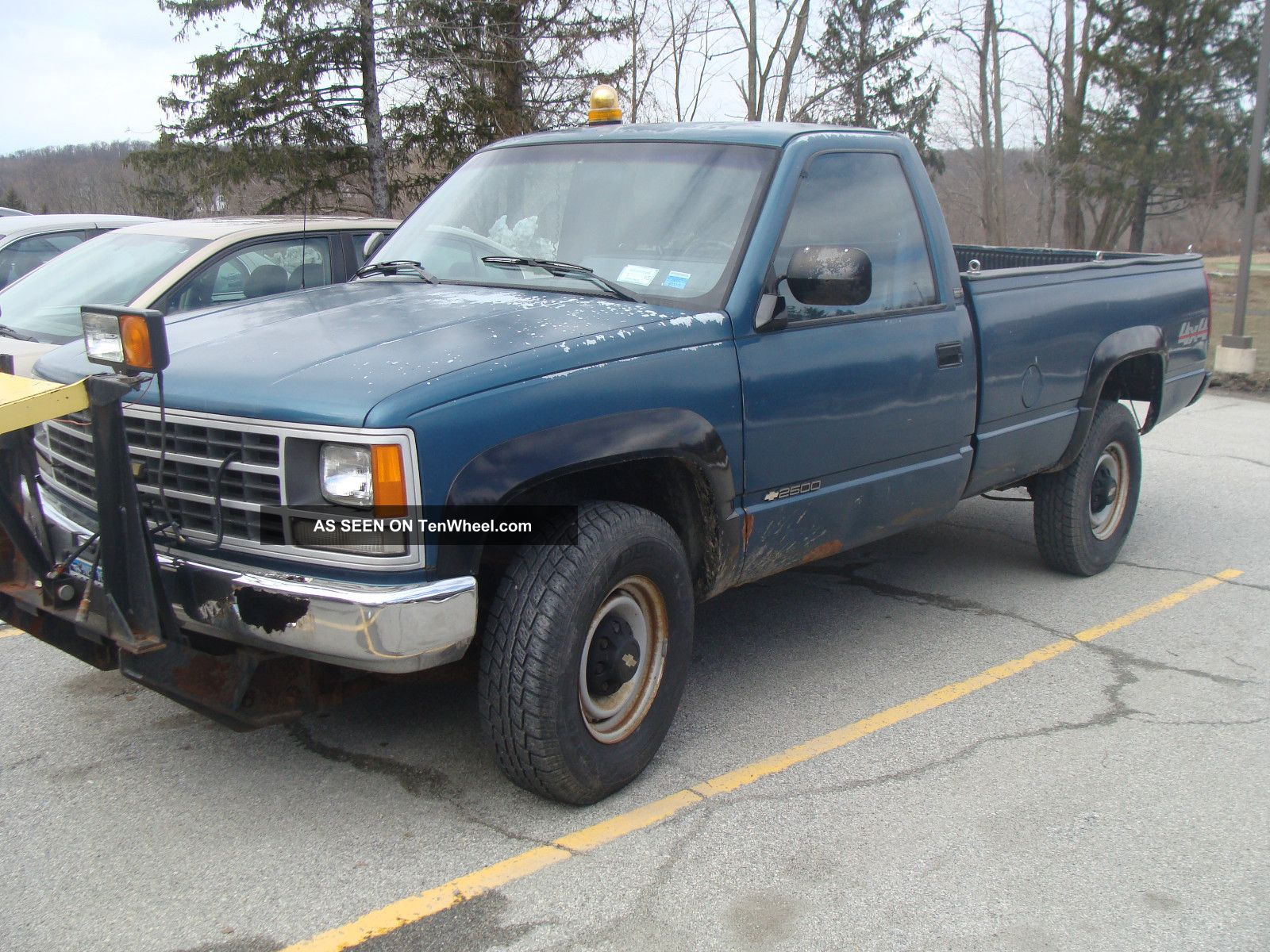 1991 chevrolet c k 2500 pick up 4x4