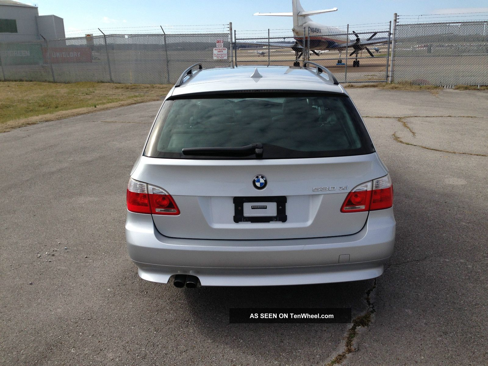 2006 Bmw 530 Xit Wagon And Priced To Sell
