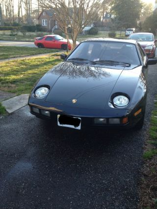 1979 Porsche 928 Base Coupe 2 - Door 4.  5l photo