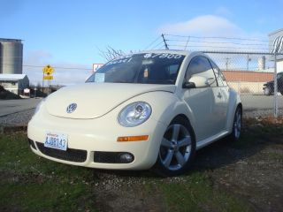 2006 Vw Beetle Tdi Turbo Diesel 1.  9l A / T photo