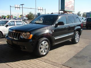 2009 Jeep Grand Cherokee Limited Sport Utility 4 - Door 5.  7l photo