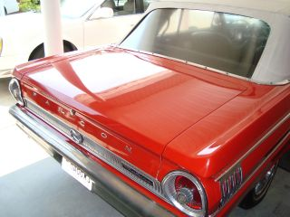 1964 Ford Falcon Futura 2.  8l photo