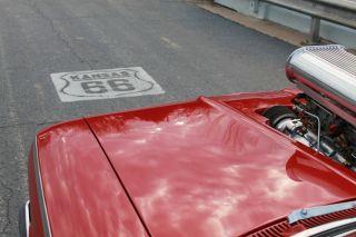 1962 Chevrolet Bel Air Prostreet Blown Show Race Protour Car And Drive photo