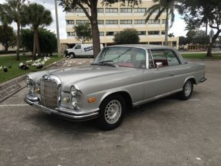 1968 Mercedes - Benz 250 photo