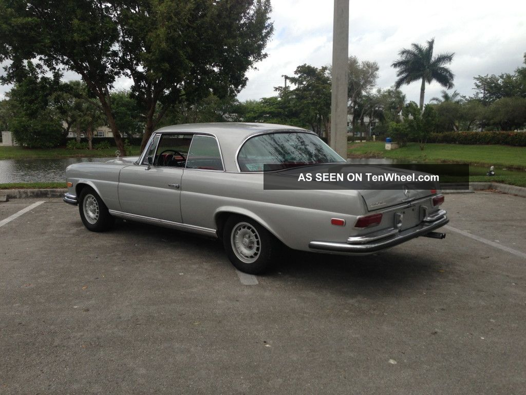 1968 mercedes benz 250