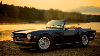1971 Triumph Tr6 Excellent Roadster Vintage British Leyland photo