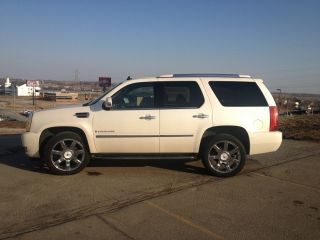 2008 Cadillac Escalade Base Sport Utility 4 - Door 6.  2l photo