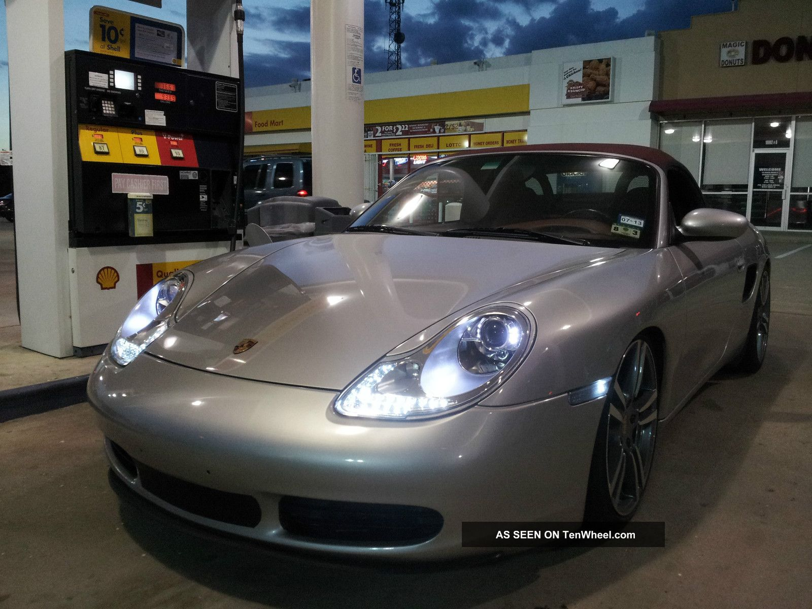 Rs60 / New2013 Inspired Model.  Nicest 986 Porsche Boxster In The World Other photo