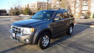 2011 Ford Escape Limited Sport Utility 4 - Door 3.  0l E - 85 Capable photo