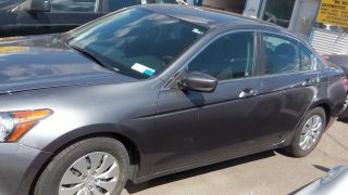 2010 Honda Accord Lx Sedan 4 - Door 2.  4l photo