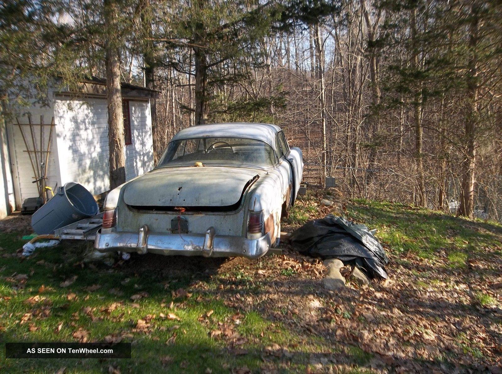 1954 Mercury Coup.  Project Car Monterey photo