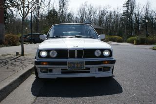 1989 Bmw 325is With E36 M3 Engine,  5 Lug,  E30 M3 Interior,  & E34 M5 Wheels photo