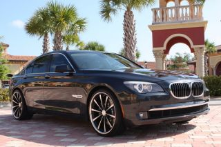 2009 Bmw 750i 7 Series 750 I Excellent,  Loaded With Bmw Upgrades | $104k Msrp photo