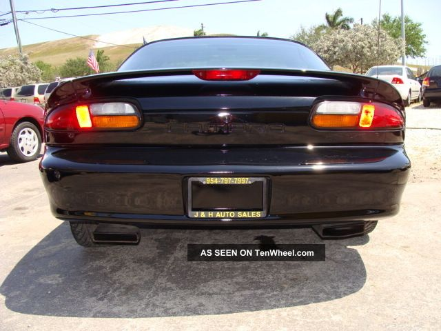 1998 chevrolet camaro z28 coupe 2 door 5 7l for 1998 camaro window motor
