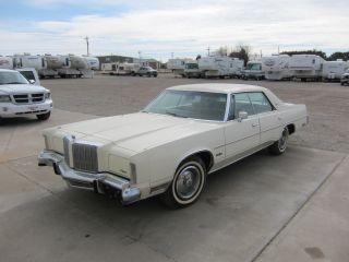 Chrysler Yorker 1978,  66k,  All 400c.  I.  D. photo
