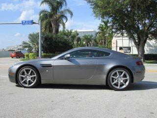 2007 Aston Martin Vantage photo