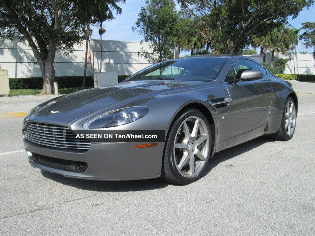 2007 aston martin vantage vantage photo 1. Cars Review. Best American Auto & Cars Review