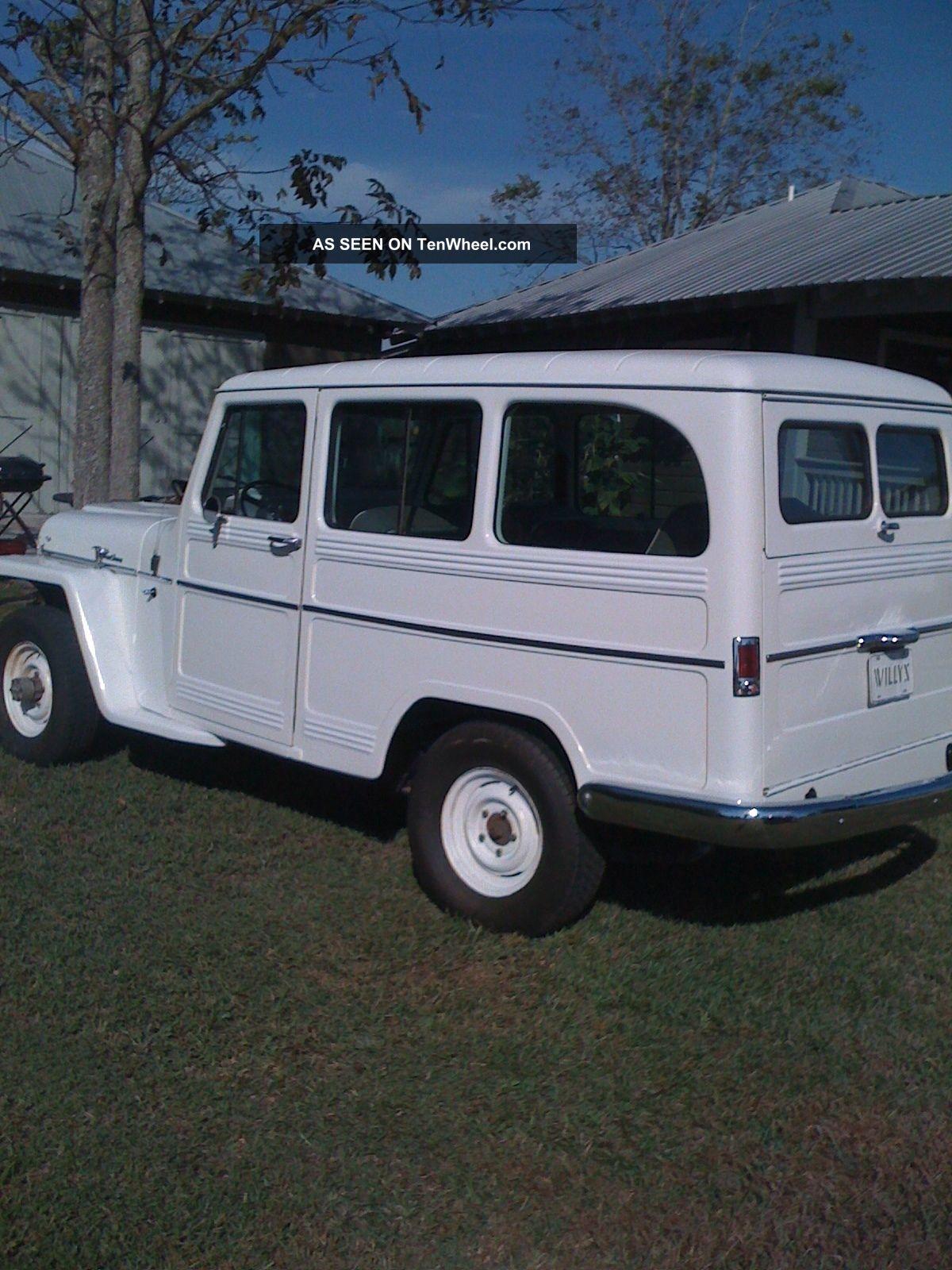 1960 Willys Wagon