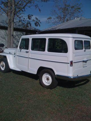 1960 Willys Wagon photo