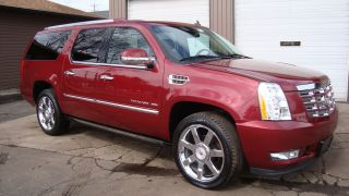 2010 Cadillac Escalade Esv Premium photo