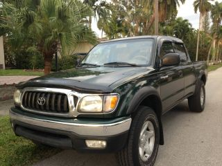 2002 Toyota Tacoma Extended 4 Cylinder 4 Doors photo