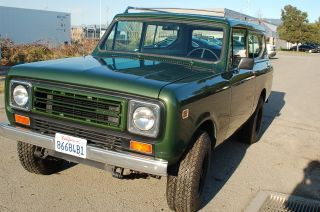 1979 International Scout Ii 4x4 Diesel photo
