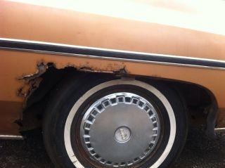 1975 Chevy Caprice Convertible photo