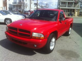 1999 Dodge Dakota R / T Standard Cab Pickup 2 - Door 5.  9l photo