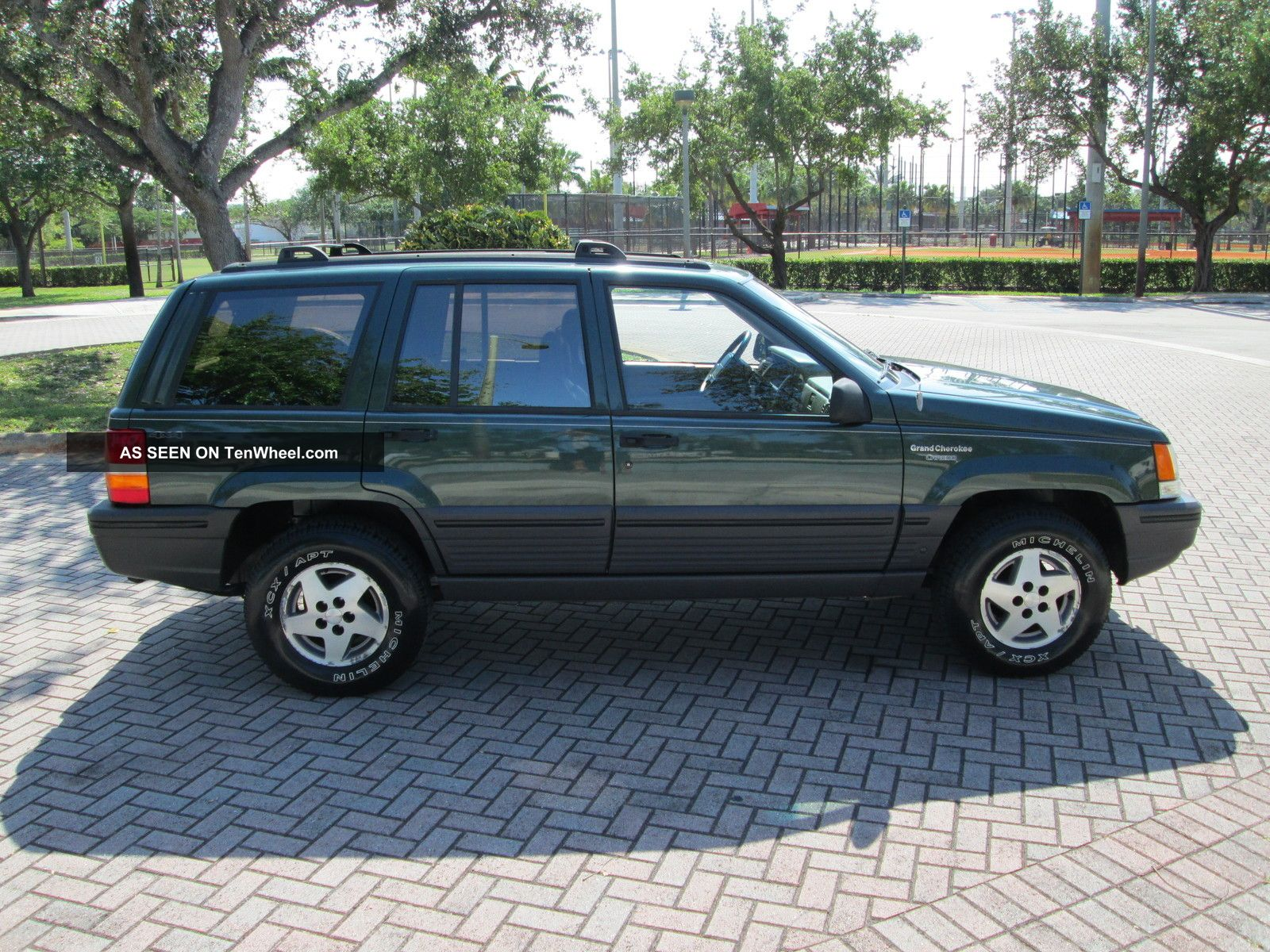 Jeep Grand Cherokee Laredo X Lgw on 1994 Chevrolet Blazer Seats